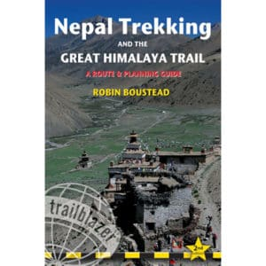 GHT Trekking Guide Book Second Edition Cover