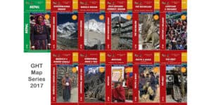 Great Himalaya Trail GHT 2017 Nepal Map Kanchenjunga Makalu Everest Rolwaling Langtang Manaslu Annapurna Mustang Dolpo Far West Nepal