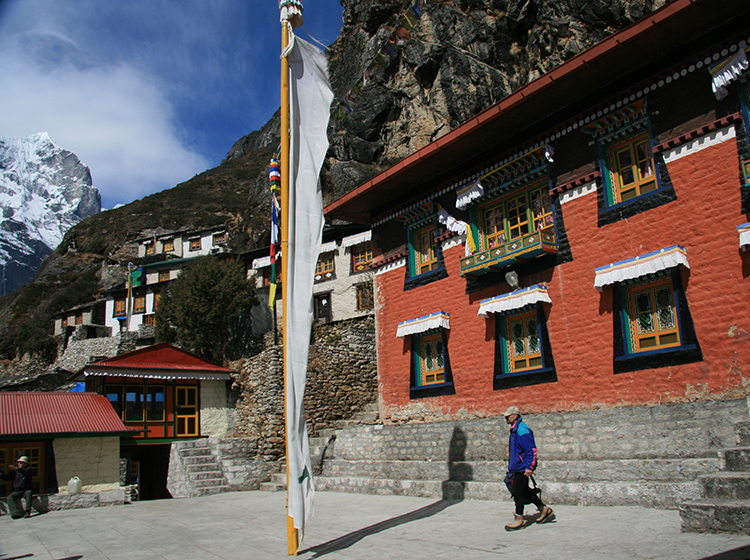 GHT Thame Gompa Everest Base Camp and Passes