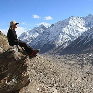Great Himalaya Trail Himachal Pradesh India GHT Robin Boustead