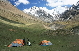Great Himalaya Trail GHT Trekking with Camping Crew Dolpo Nepal