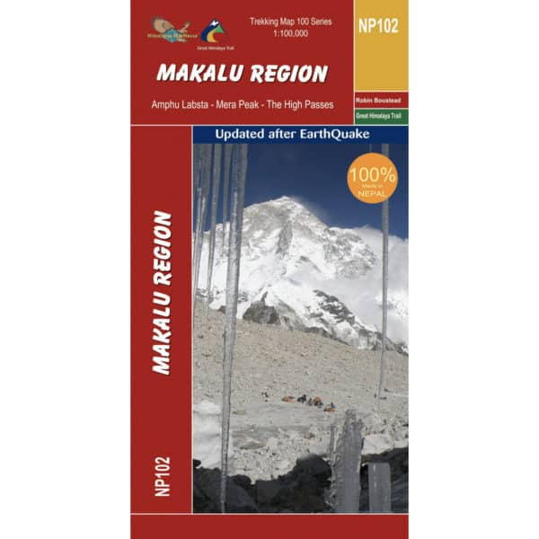 GHT Makalu Map Cover