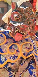 Great Himalaya Trail Teeji Festival Upper Mustang Nepal GHT Robin Boustead
