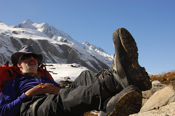 Trek Duration and Grades Kashmir Percy Fernandez