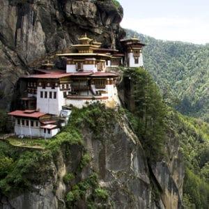 Tigers Nest West Bhutan