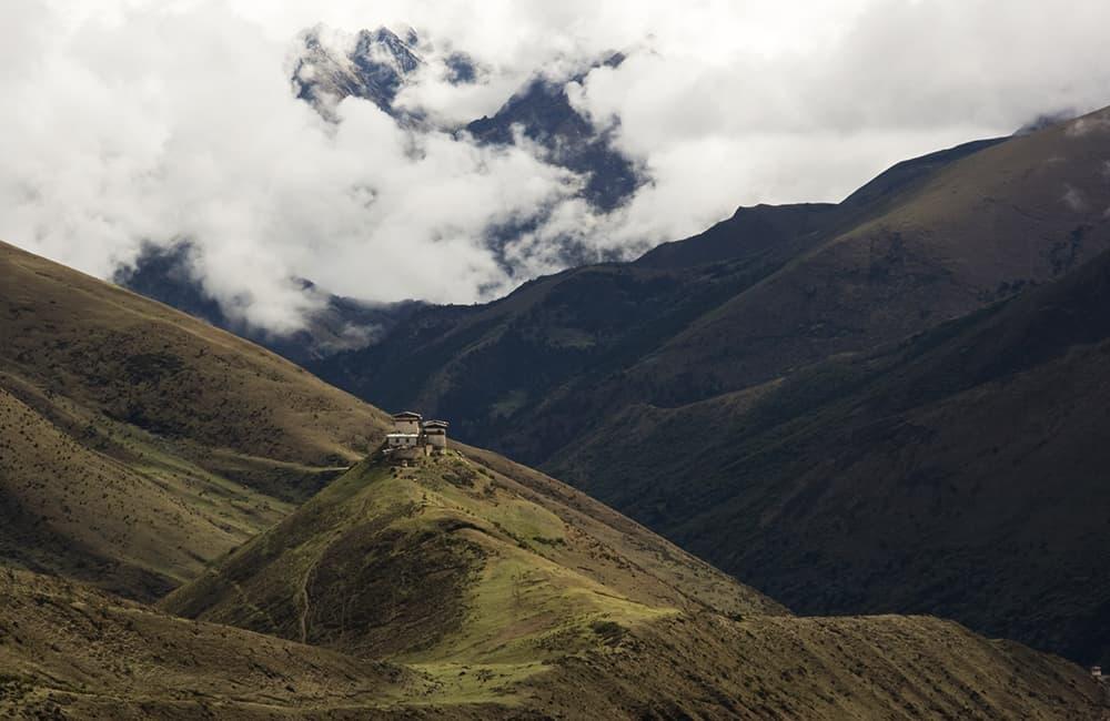GHT Central Bhutan Lingshi Dzong