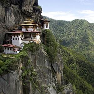 Great Himalaya Trail tigers nest Bhutan GHT Robin Boustead