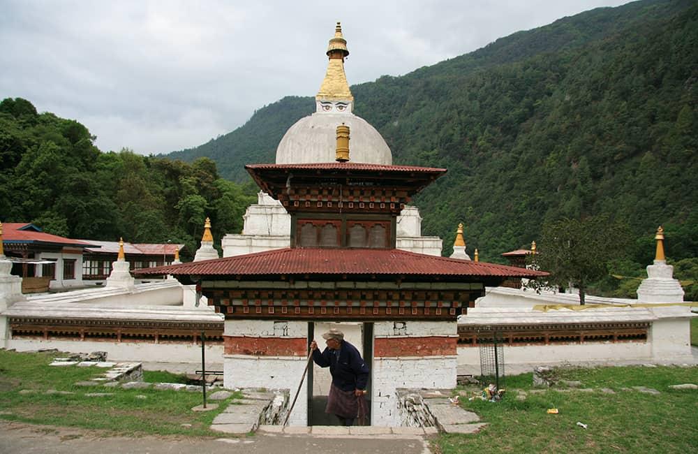 Bhutan Trek Chorten Kora