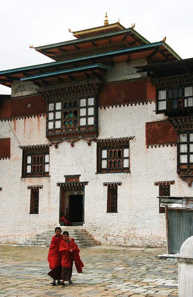 Bhutan Trek Trashigang Dzong
