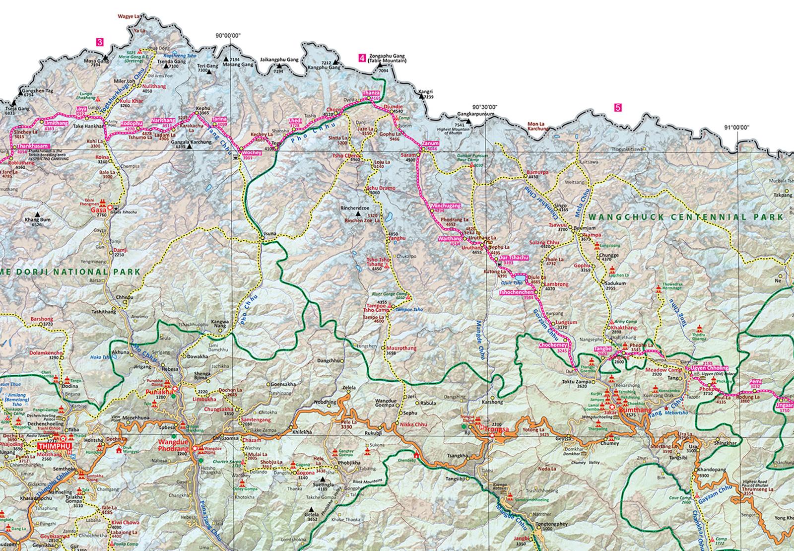 GHT Central Bhutan