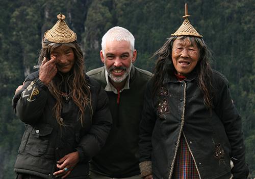 GHT Bhutan Trek Laya Ladies
