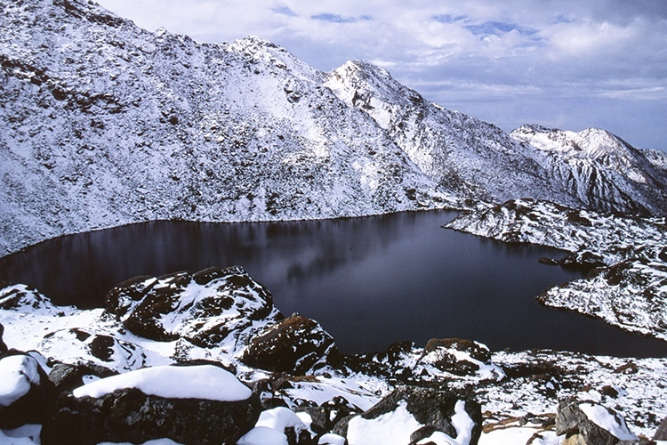 Langtang and Helambu Gosainkund Lake