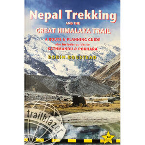 Nepal Trekking and the Great Himalaya Trail 3rd edition