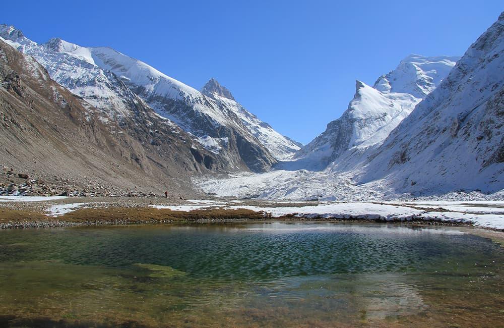 Kashmir and Ladakh approach to Ghans Galli