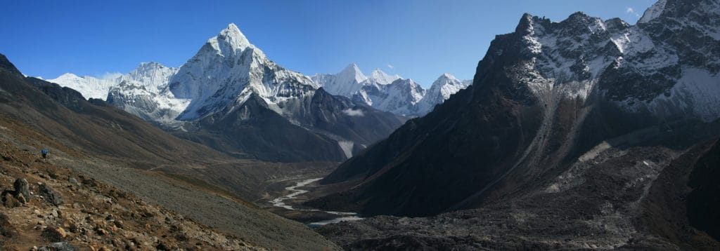 Everest Base Camp and Passes Trek