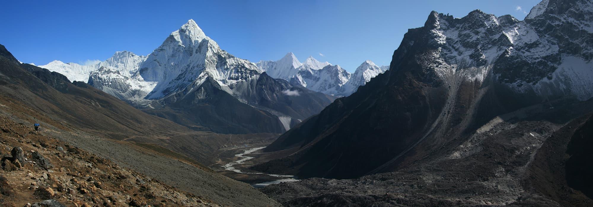 Everest Base Camp and Passes Trek