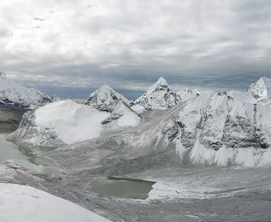 Great Himalaya Trail Amphu Labsta Pass