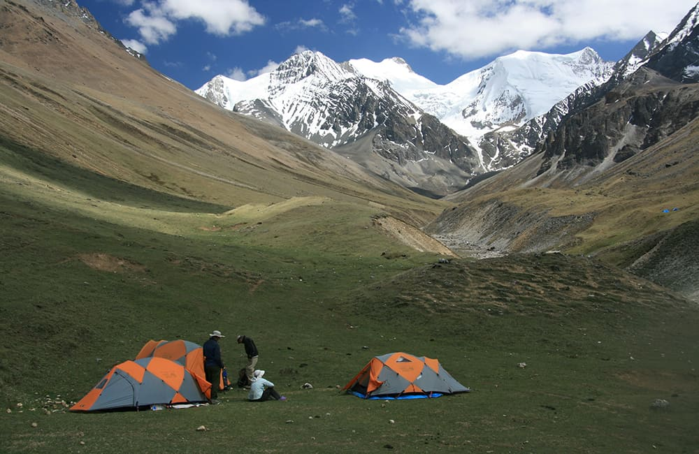 Dolpo and Far West Treks Danigar Camp