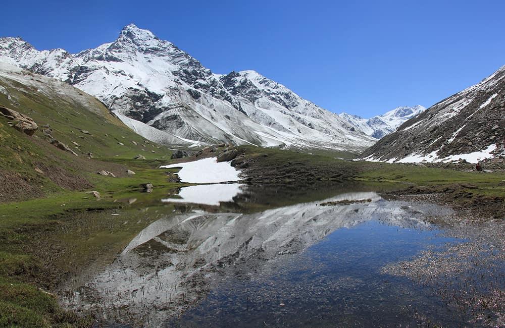 Himachal Pradesh Kara Campsite