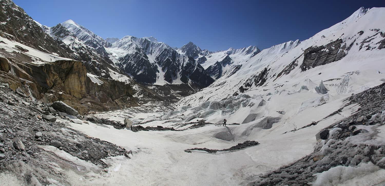 GHT India Treks - Katling Glacier, Garwhal
