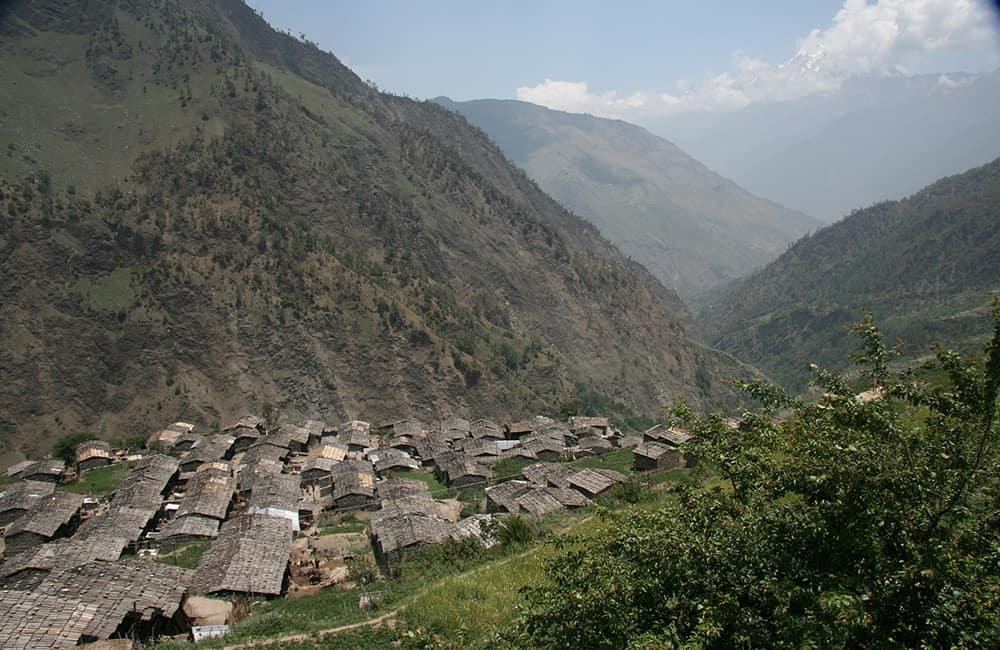 Tamang Heritage Trail Gatlang