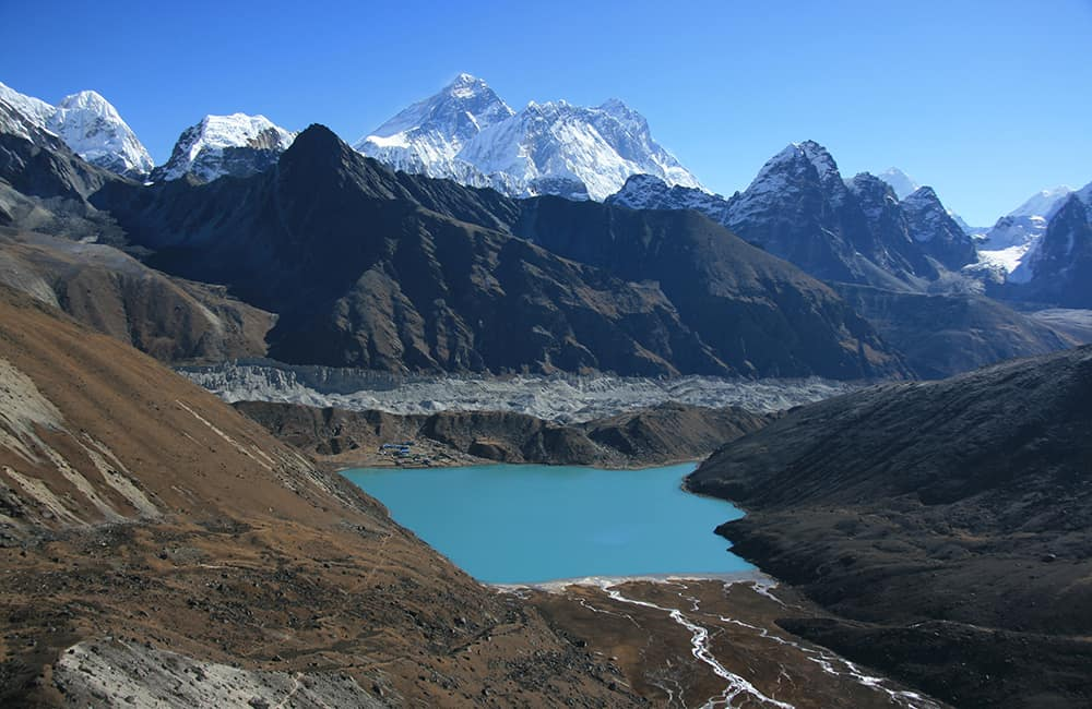 Everest Base Camp and Passes Trek Gokyo