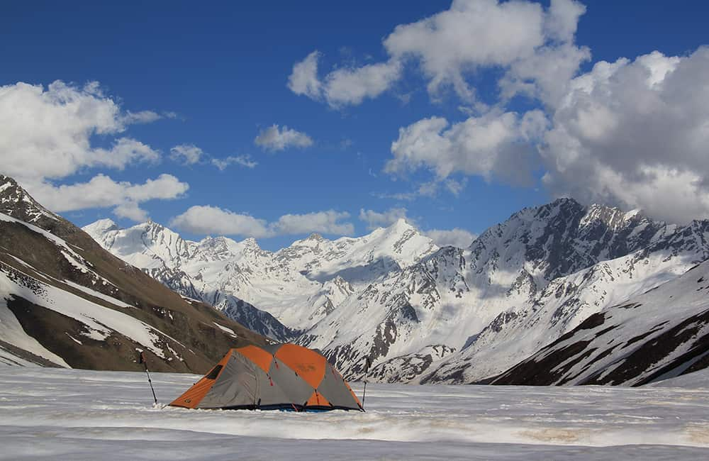 Himachal Pradesh Bhaba Pass