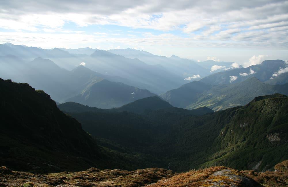 GHT Makalu Base Camp Hongon Arun Valley