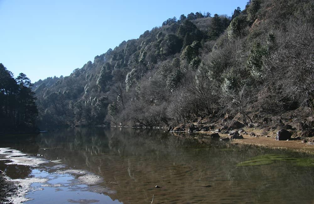 Khaptad National Park Daha