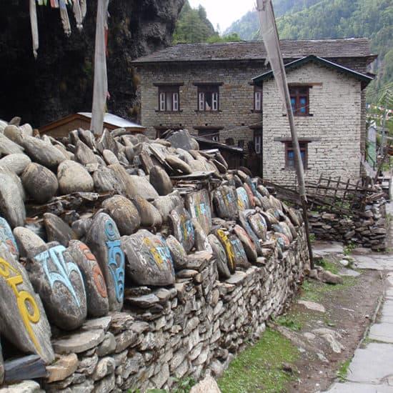 Annapurna, Naar and Phu
