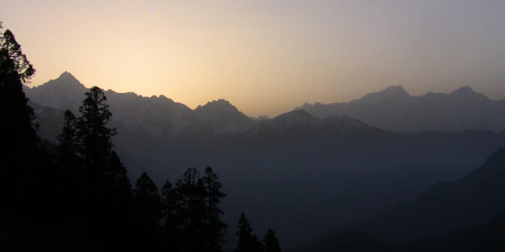 Kumaon and Garwhal