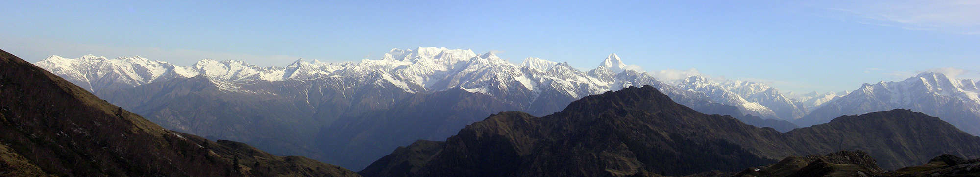 GHT India Treks - Kuari Pass, Kumaon