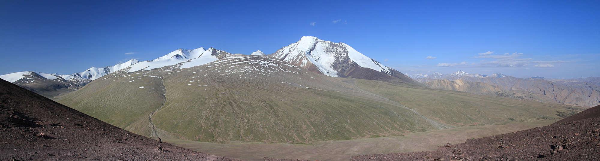 Kashmir and Ladakh Kongmaru La south