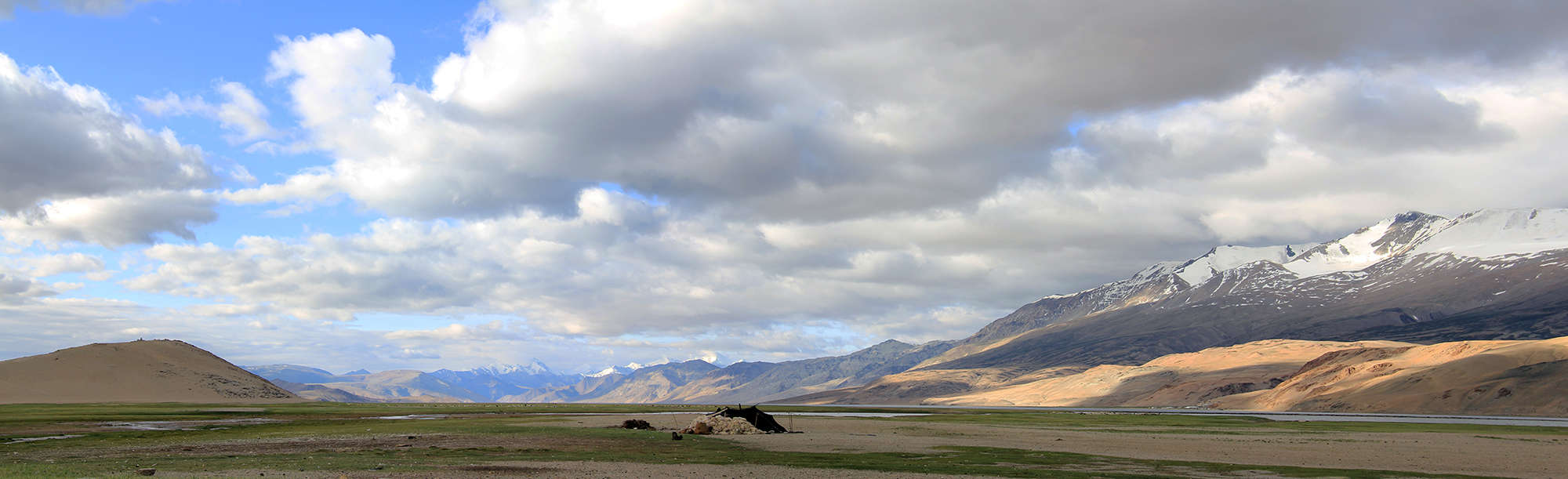 GHT India Treks - Tsho Moriri, Ladakh