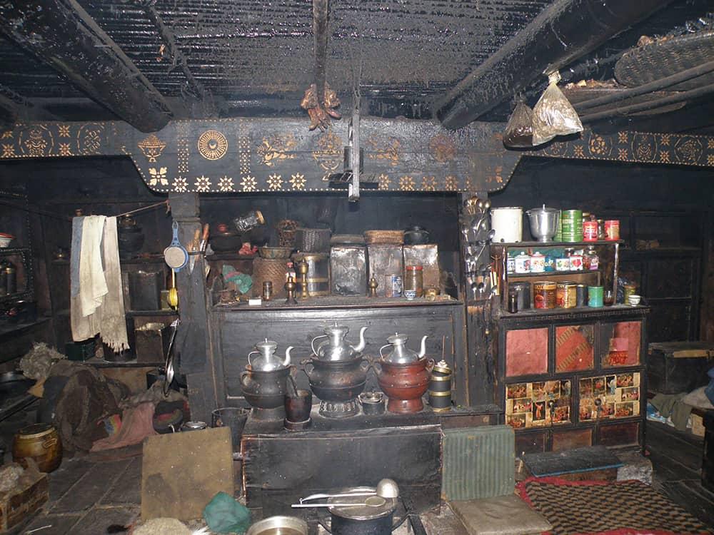 GHT Kanchenjunga Olanghun Gola Kitchen