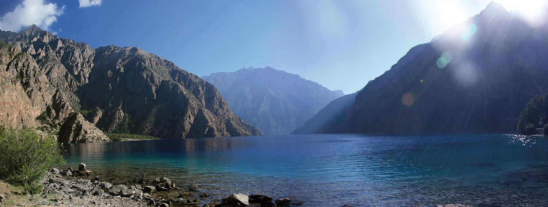 Great Himalaya Trail Phoksumdo Lake banner