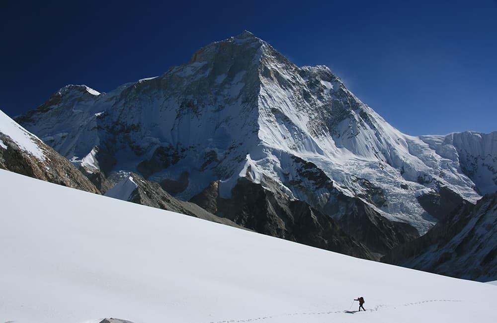 GHT Makalu Base Camp Trek Sherpani Col