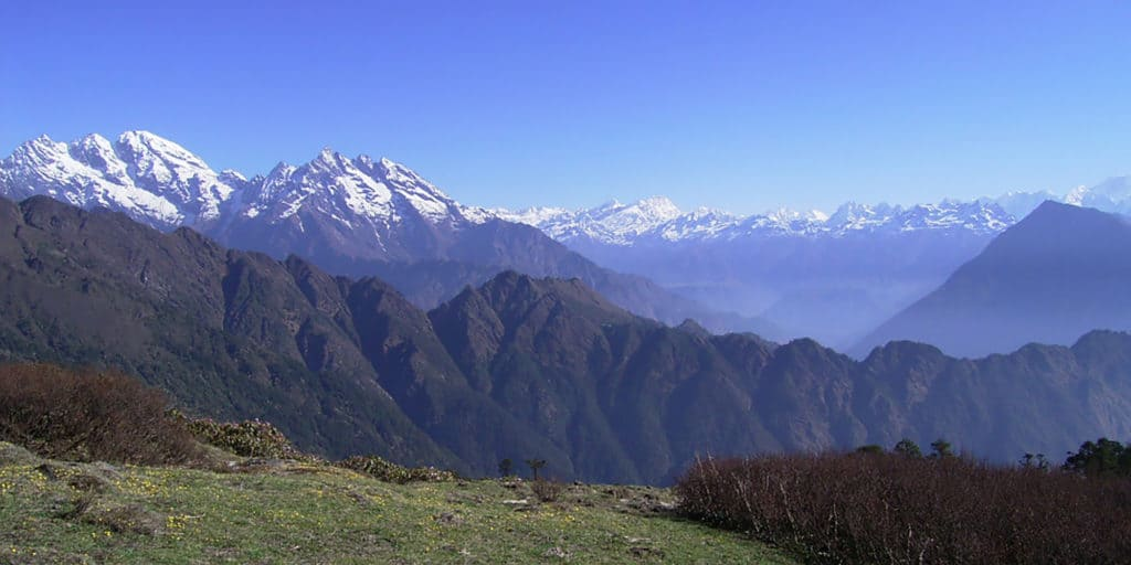 Manaslu and Ganesh Treks Tamang Heritage Trail Viewpoint