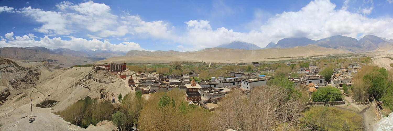 Annapurna and Mustang Treks - Tsarang Village