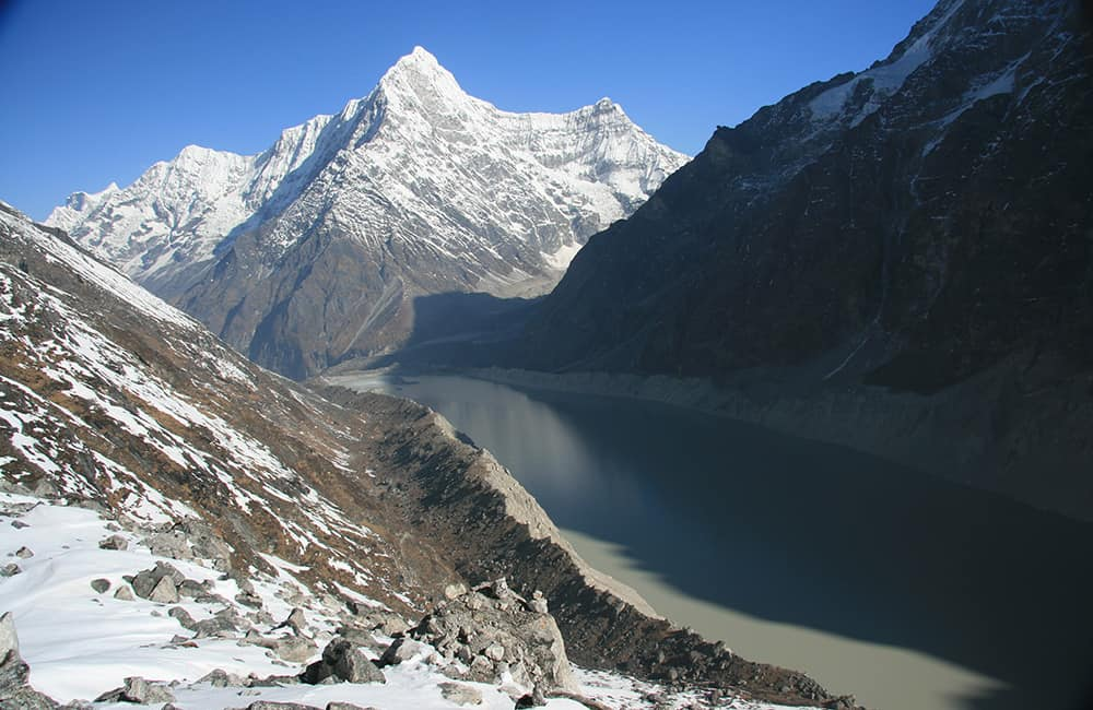 Everest and Rolwaling Treks Tsho Rolpa