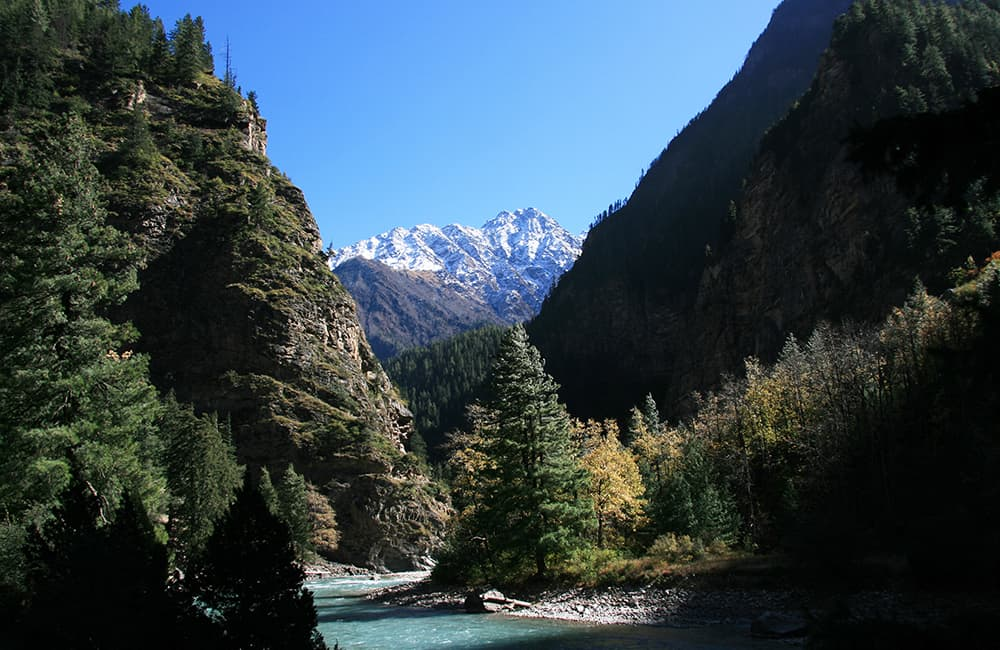 Limi Valley Trek near Yalwang