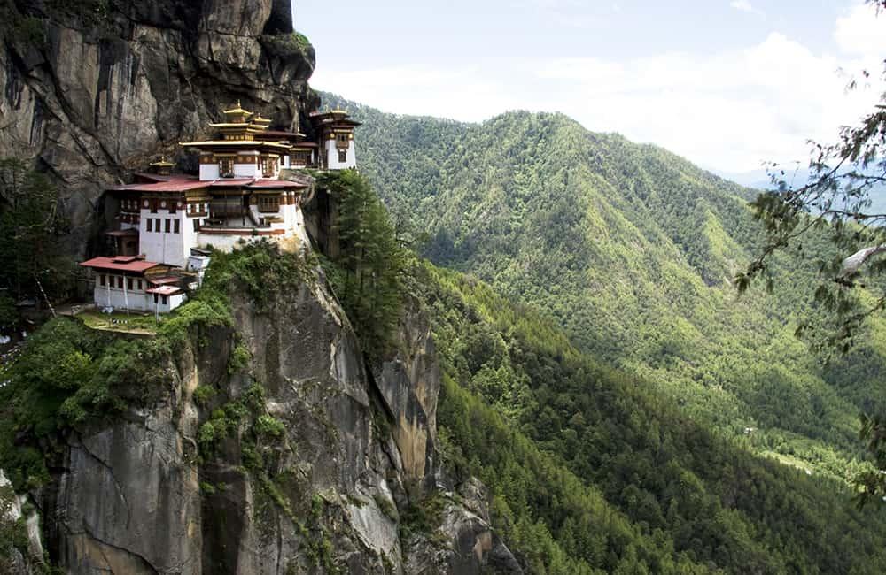 GHT West Bhutan Trek Tiger's Nest Gompa