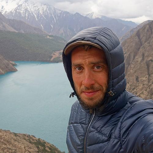 Great Himalaya Trail Toby Pear Profile