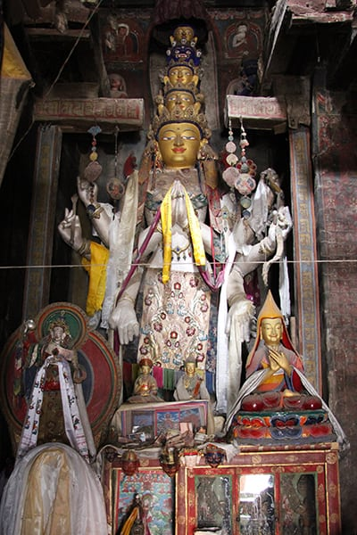 Festivals and Faith Ladakh Wanla Avolokishwara