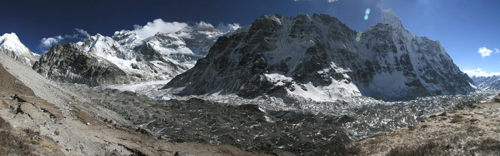 Kanchenjunga Base Camp viewpoint