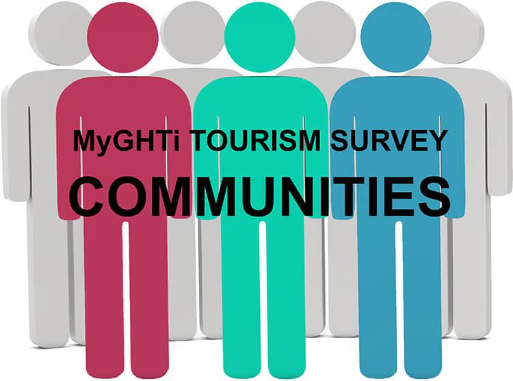 MyGHTi Tourism Survey Community logo