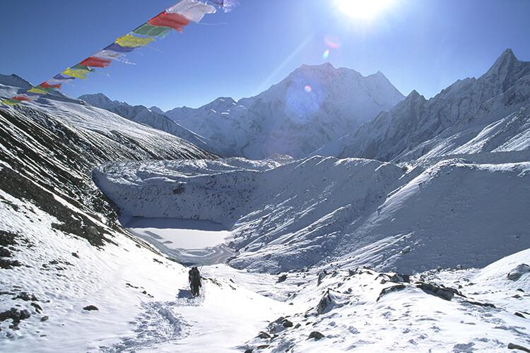 GHT Central Nepal Trek Larkye La