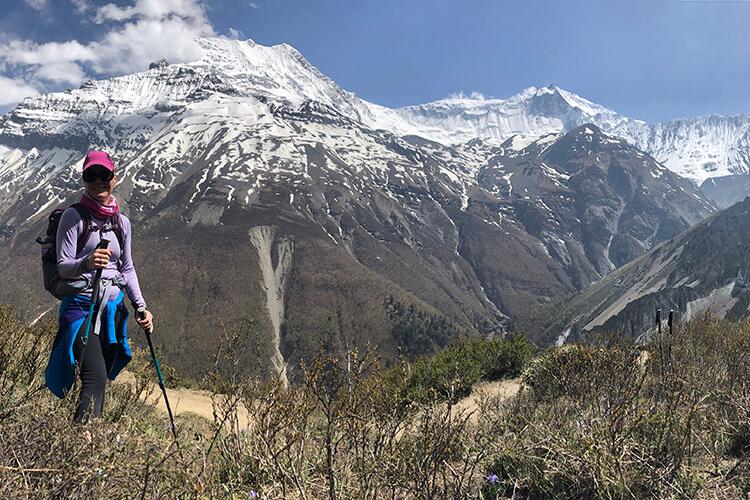 GHT Central Nepal Trek Tilicho