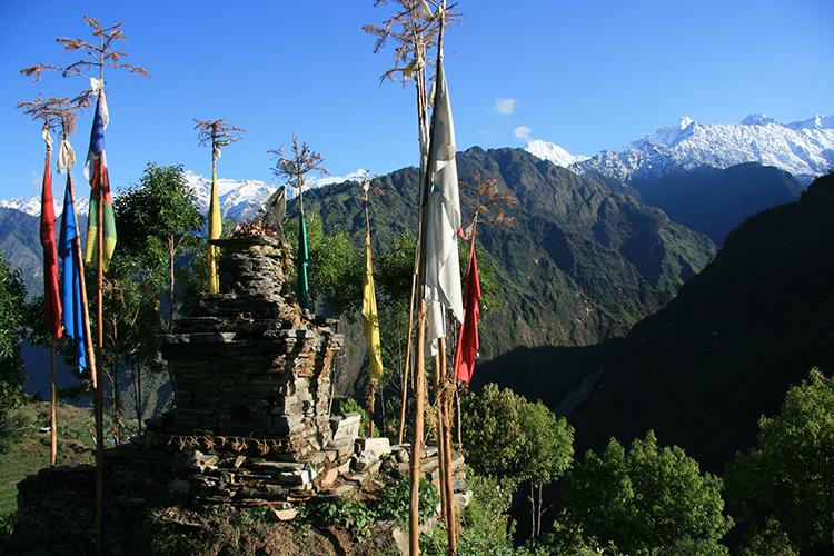 GHT Central Nepal Trek Tipling