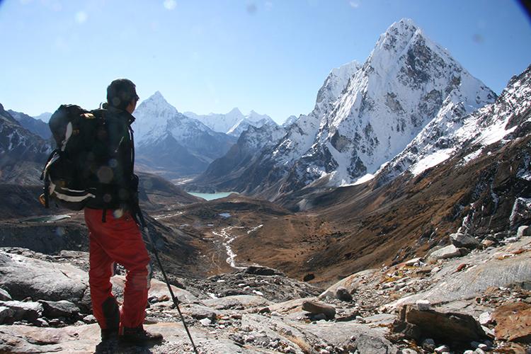 GHT East Nepal Cho La Approach